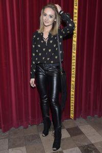 Sylwia Kovak - Leather Pants